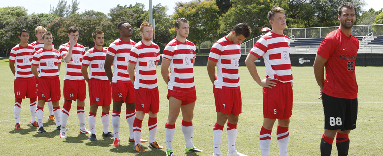 Men's Soccer Drops Contest To Lions