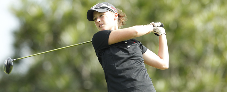 Women's Golf Leads at FGCU Eagle Invitational