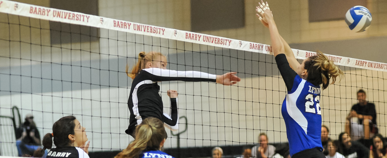 Volleyball's Cielena Selected to Eckerd Classic All-Tourney Team
