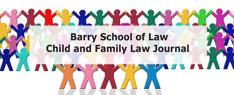 Barry Law Symposium: The Unintended Consequences of Adoption Law