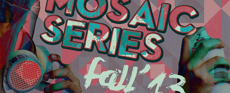 Mosaic: Cultural & Creative Arts Series