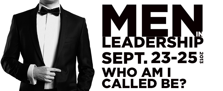 Men In Leadership 2013