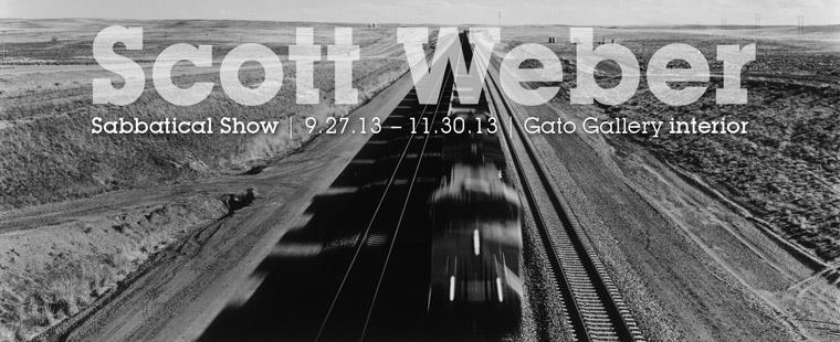 Scott Weber Sabbatical Show