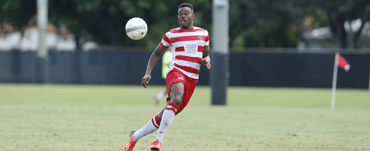 Men's Soccer Scores Three Second-Half Goals In Win Over Panthers