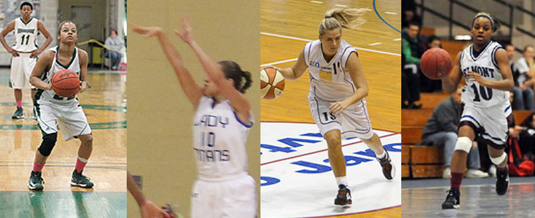Women's Basketball Finalizes 2013-14 Recruiting Class