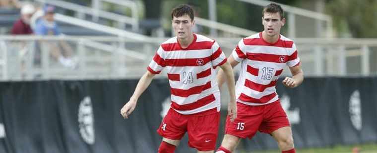 Men's Soccer Battles Eckerd To 2-OT Draw