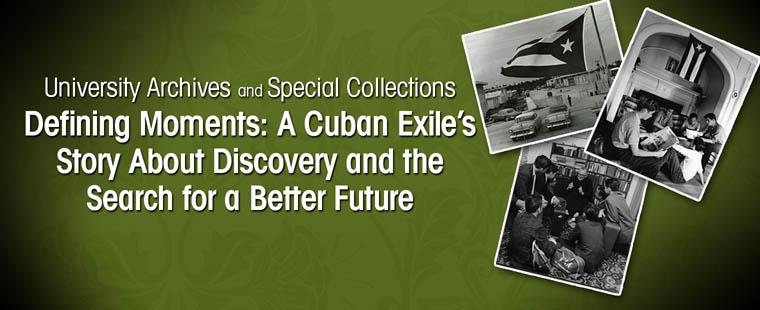 Defining Moments, a Cuban Exile's Story About Discovery and the Search for a Better Future