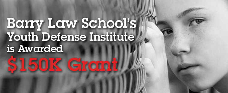 Youth Defense Institute Receives Grant