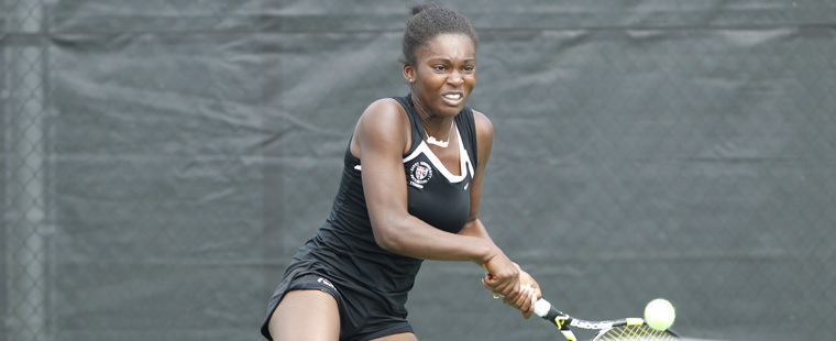 Women's Tennis Players Move on to ITA Regional Semis