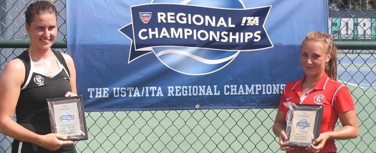 Fritschken, Onila Win Women's Tennis Title