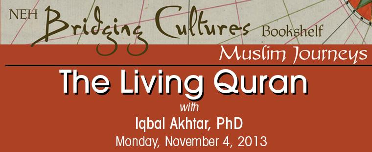 Bridging Cultures Bookshelf: Muslim Journeys Series