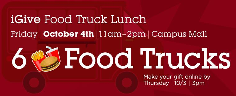 iGive Food Truck Luncheon