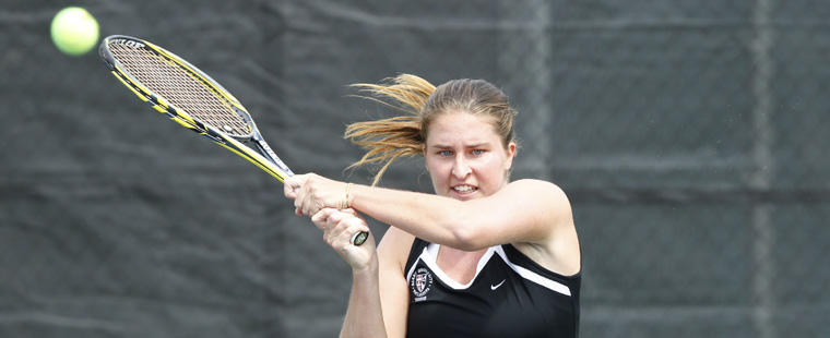 Women's Tennis Duo Claims Clemson Consolation Title