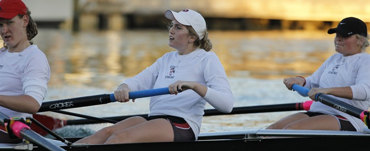 Rowing's 8 Beats Nova SE in Mix of Miami