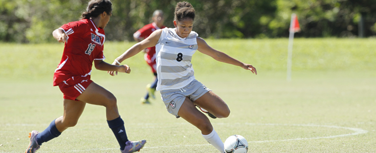 Women's Soccer Opens SSC Play With Win Over Mocs