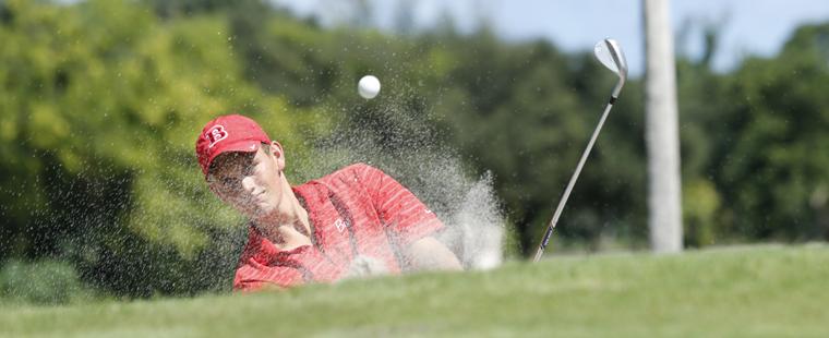 Men's Golf 2nd at Nova Southeastern's Tournament