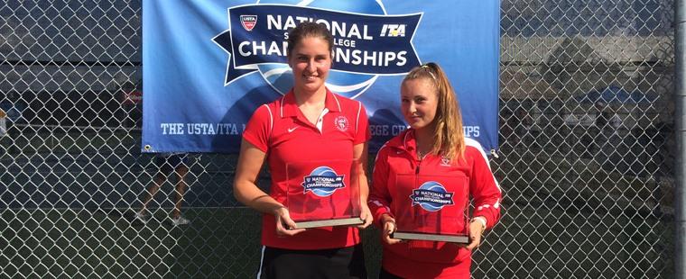 Fritschken, Onila Super Bowl Women's Tennis Champions