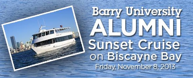 Barry University Alumni Sunset Cruise