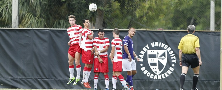 Men's Soccer Drops SSC Match To Lions