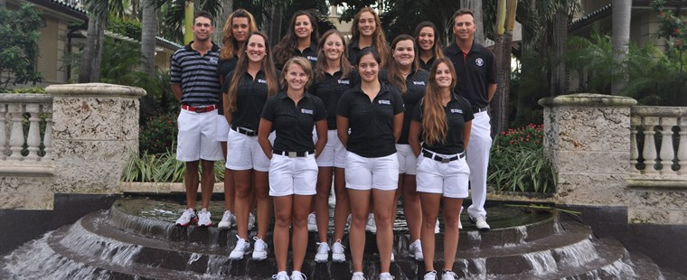 Women's Golf Ranked No. 3 in Country