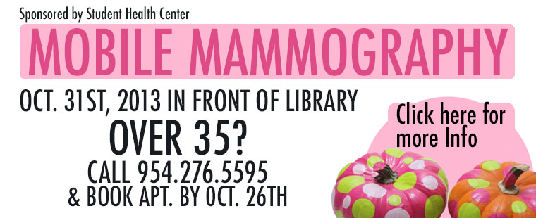 Mobile Mammography
