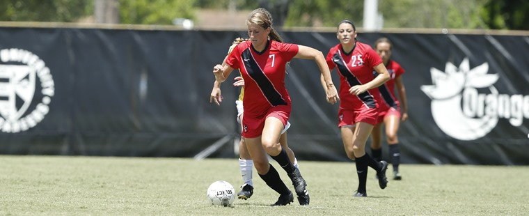 Women's Soccer Remains Undefeated In SSC With Win Over Lions