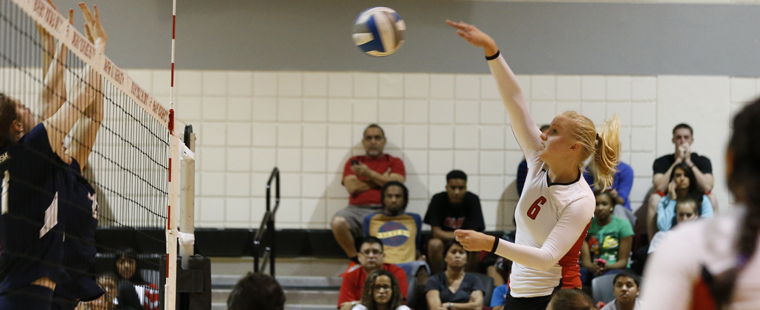Bucs Volleyball Knocks Off No. 19 West Florida