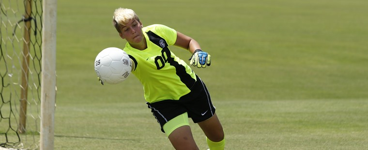 Rogers Repeats As SSC Women's Soccer Defensive Player Of The Week