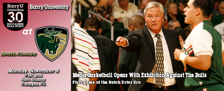 Men's Basketball Preps For 2013-14 Season With Exhibition Against Bulls