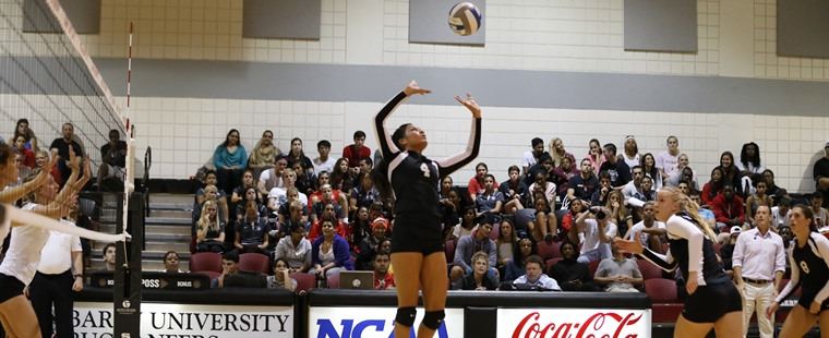 Barry Volleyball Falls to Florida Tech