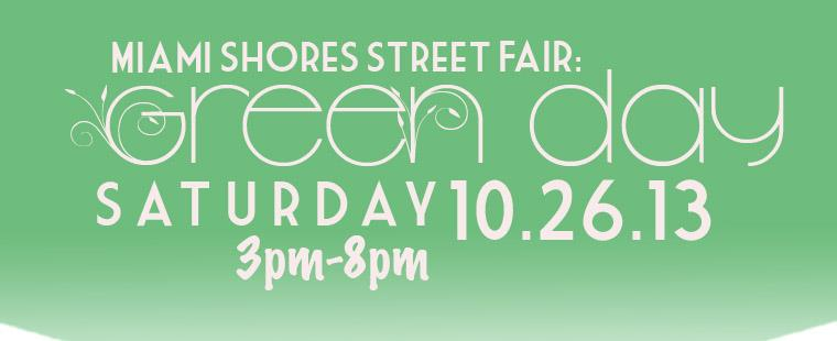 Miami Shores Street Fair