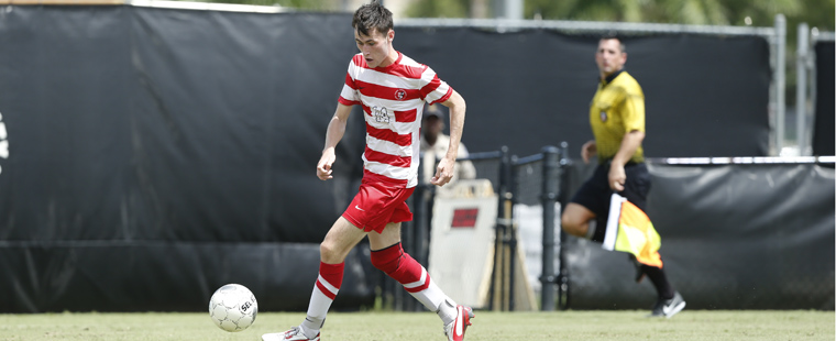 Men's Soccer Clinch SSC Tournament Berth With Win Over Spartans