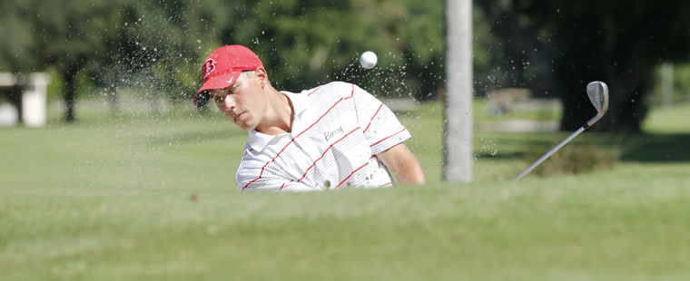 Men's Golf in 7th at McDonough Cup