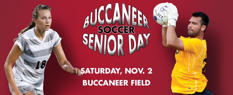 Soccer Closes Regular Season With Senior Day