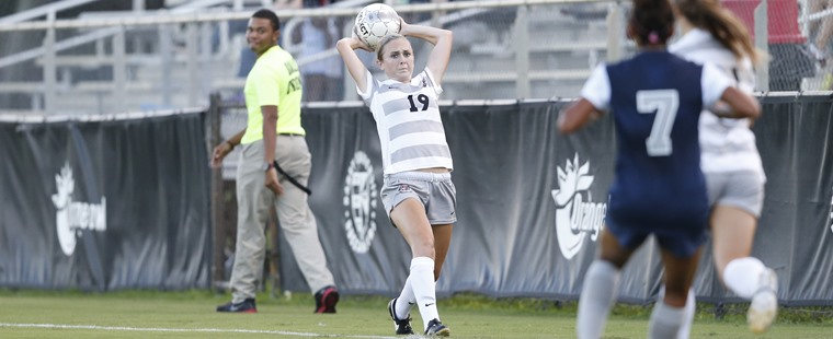 Molfetta Earns Spot On Academic All-South Region Soccer Team