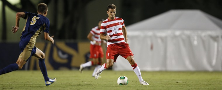 Men's Soccer Standout Named To Academic All-South Region Squad