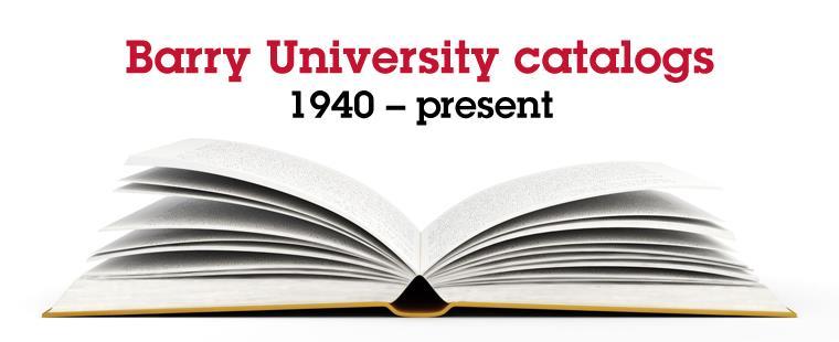 University Catalogs