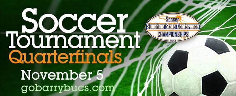 Men's Soccer Hosts SSC Tournament Quarterfinal on Tuesday