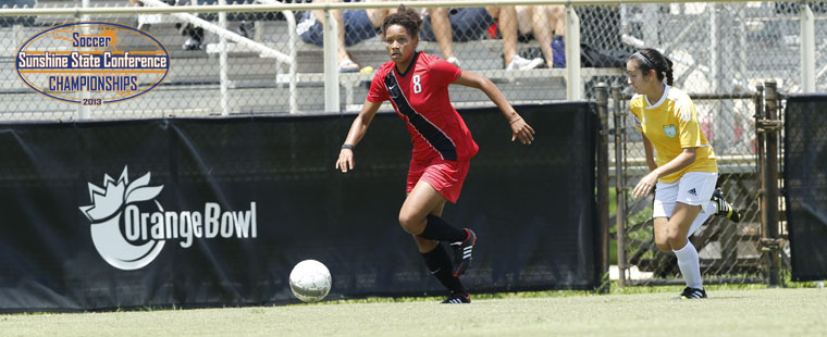 Nkomo Tabbed Women's Soccer SSC Offensive Player Of The Week
