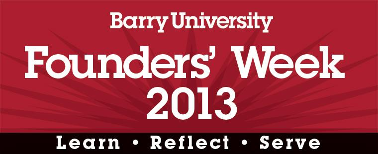 RSVP to Founders' Week 2013