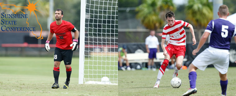 Men's Soccer Lands Two On All-SSC Team