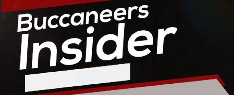 Buccaneers Insider Debuts