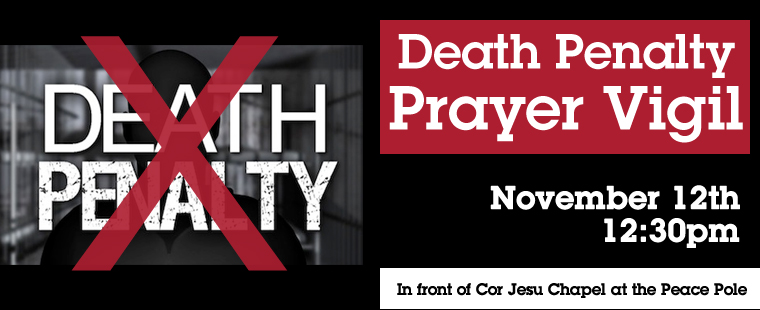 Death Penalty Prayer Vigil