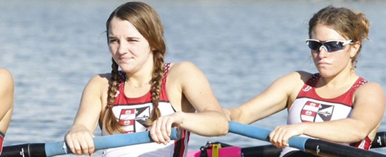 Rowing Caps Fall Season with Championship