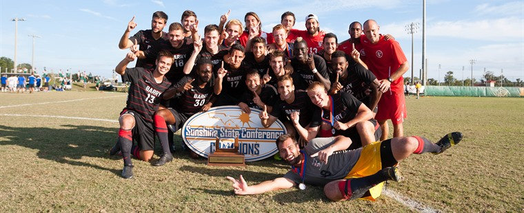 Champions: Men's Soccer Defeats Rival 'Knights In SSC Tournament Final