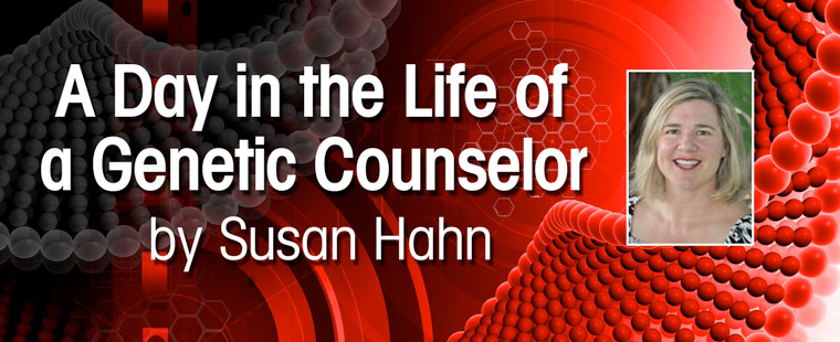 Barry University's Department of Biology Welcomed Ms. Susan Hahn for a discussion on A Day in the Life of a Genetic Counselor