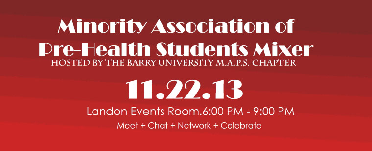 MAPS Medical School Networking Event