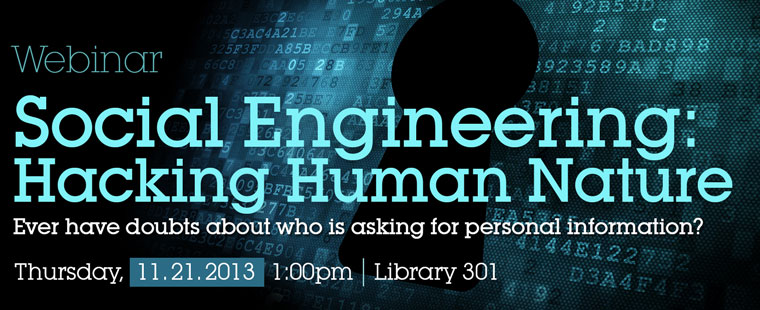 Social Engineering: Hacking Human Nature