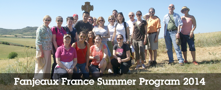 Application Deadline Extended - Fanjeaux France Summer Program 2014
