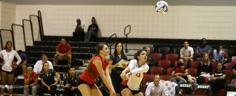 Volleyball Hosts 2 NCAA-Bound Opponents Friday, Saturday